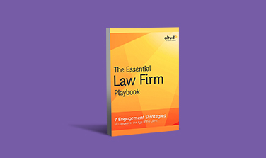 The Essential Law Firm - ebook