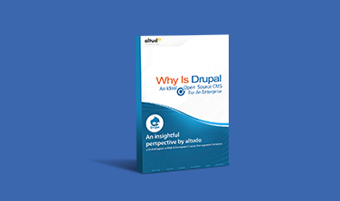 Why is Drupal an ideal open source CMS for an enterprise - ebook